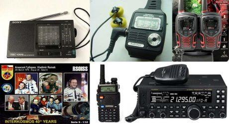 Radioaficionado Yo?